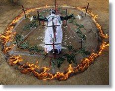 Fotos de um Exorcismo