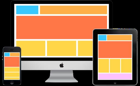model template blogspot yang responsive design di banyak gadget