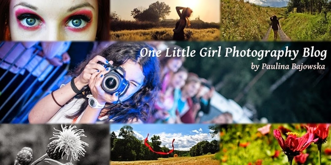 One Little Girl Blog by Paulina Bajowska