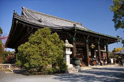 清凉寺(せいりょうじ)