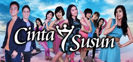 film review, resensi film, sinopsis, Cinta 7 Susun, 2013, film tv, pic