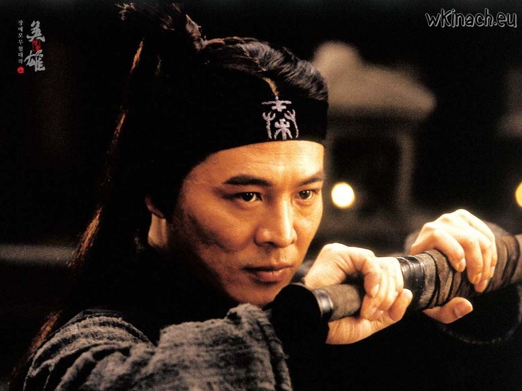 movie hero jet li Li lianjie (born 26 april 1963), better known by his stage name jet li, is a chinese film actor, film producer, martial artist, and retired wushu champion who was born in beijing he is a naturalized singaporean citizen.