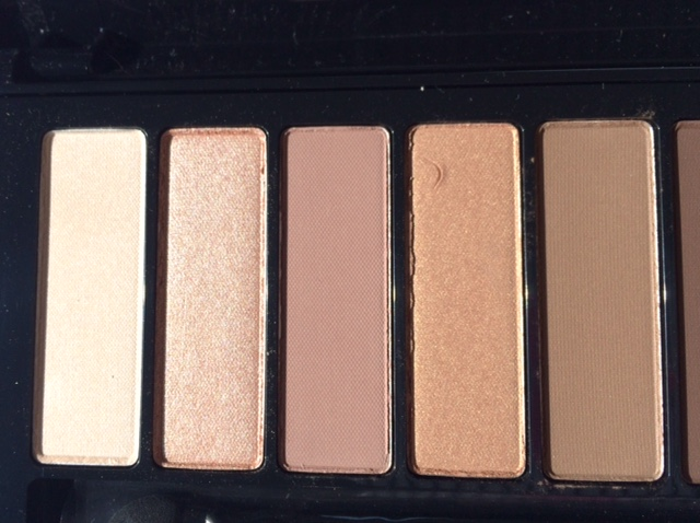 Affordable Nude Eye Shadows