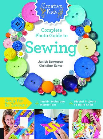 Creative Kids Complete Photo Guide to Sewing cover' imageanchor=