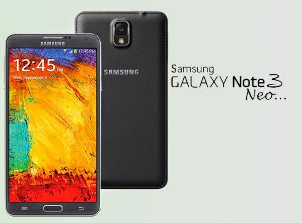 , Spesifikasi Harga Samsung N750 Galaxy Note 3 Neo Review  Oci Dodo