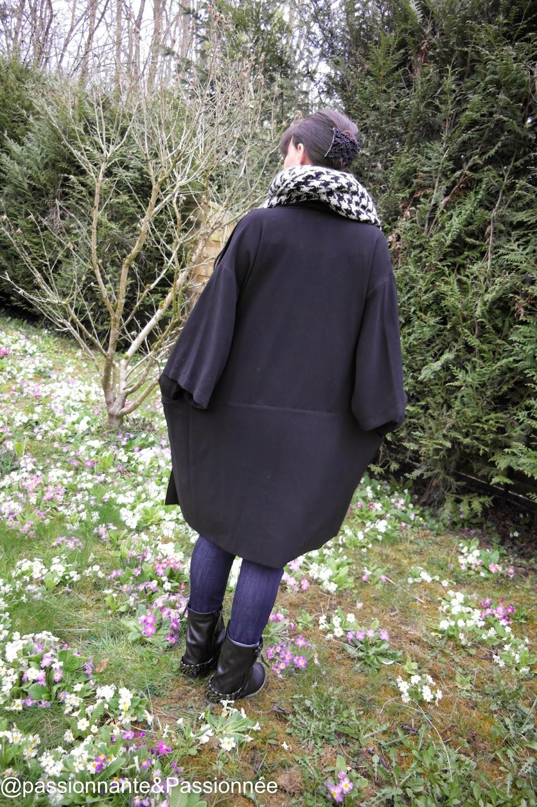 Porter le kimono long