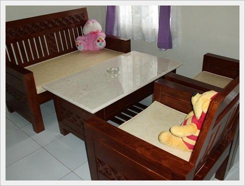 Memperindah Rumah Minimalis dengan Furniture