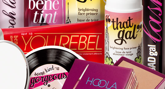 Collection image of Benefit products