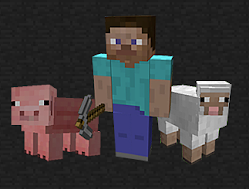 THE OFFICIAL MINECRAFT SITE