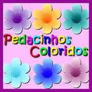 PEDACINHOS  COLORIDOS !!!
