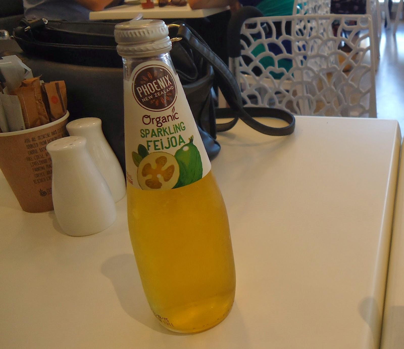 Feijoa drink
