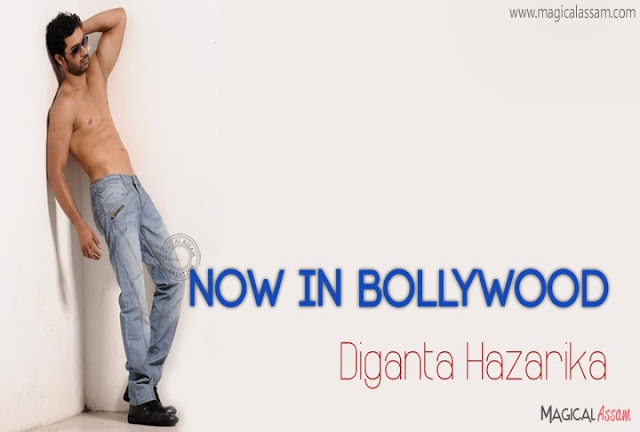 diganta hazarika in bollywood