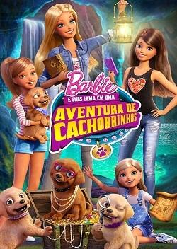 Barbie e Suas Irmãs em Uma Aventura de Cachorrinhos HD Filmes Torrent Download capa