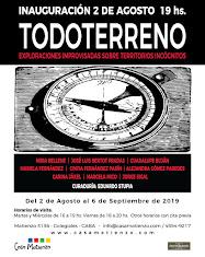 """Exposición Actual: """"TODO TERRENO"""" Cierre 6 de Septiembre"""