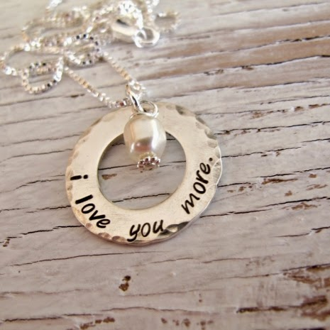 Made by Dawn Renee | hand stamped personalized artisan jewelry