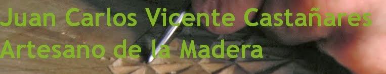 Maestro Artesano de la madera Juan Carlos