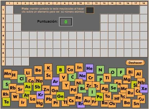 Innobator fsica y qumica 20172018 juega con la tabla peridica urtaz Image collections