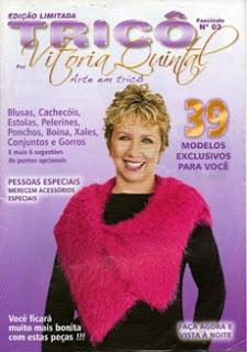 Revista Trico por Vitoria Quintal №3 2009