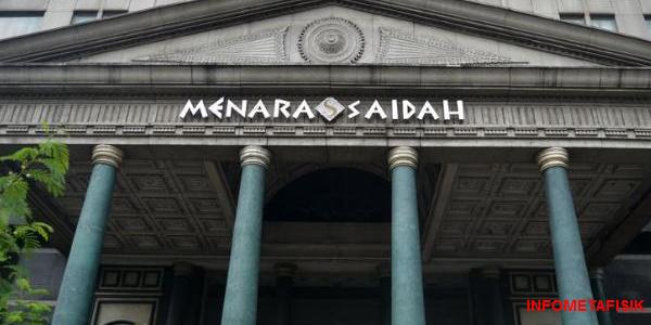 5 Misteri Seputar Menara Saidah Jakarta Timur