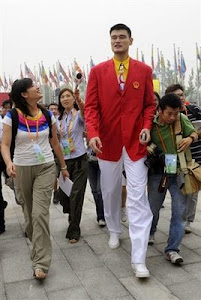 Basketball's Yao Ming