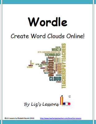 ... using Wordle in your class, and student/teacher directions with screen