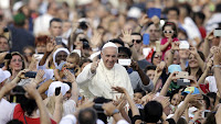 Pope Francis (Credit: AP) Click to Enlarge.