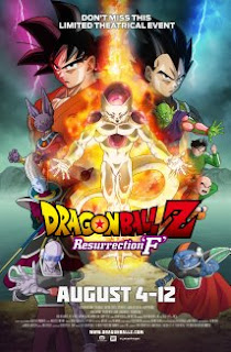 Download Dragon Ball Z: Resurrection 'F' Full Movie Free HD