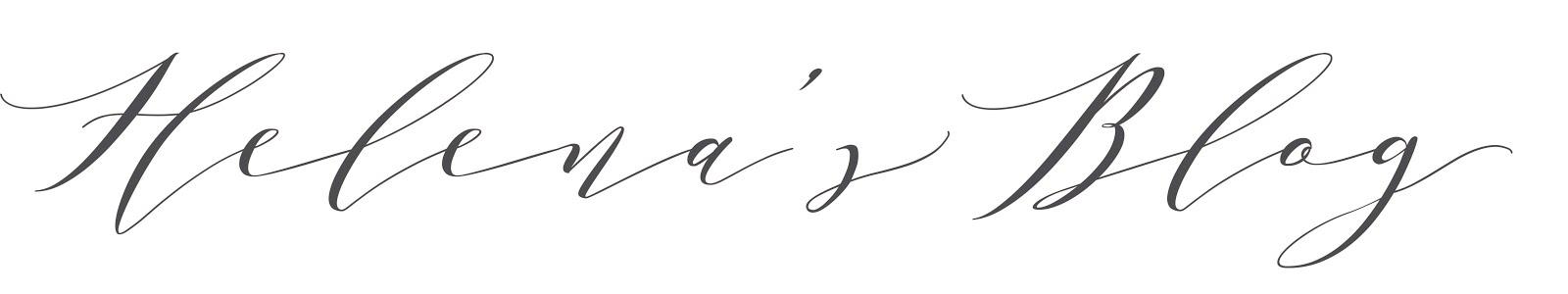 Helena's Blog