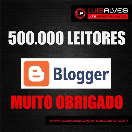 LEITORES DO BLOG LUIS ALVES COACH