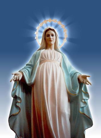 Madre...!!! María nos arrodillamos ante ti...