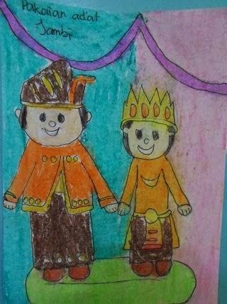 Adenium Pakaian Adat Nusantara