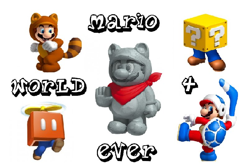 Mario World 4 Ever
