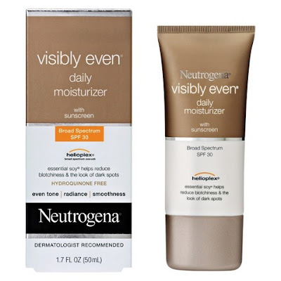 Neutrogena Visibly Even Daily Moisturizer