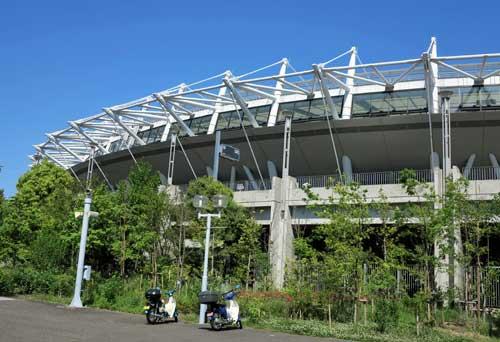 Ajinomoto Stadium, Tokyo, Japan.