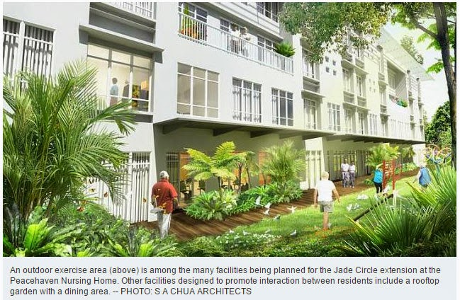 A NEW Nursing Home For Elderly Dementia Patients, Set To Open In The Second  Half Of Next Year, Is Designed To Offer Them