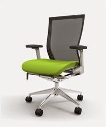 Cherryman iDesk Oroblanco Chair
