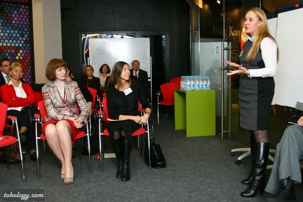 Anna Kistochkina, Sokos Hotels St. Petersburg, HR Director