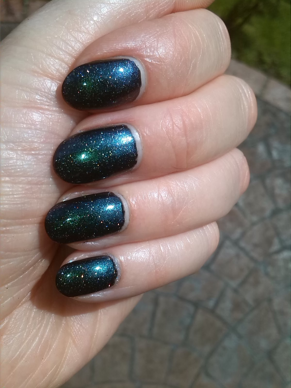 Picture Polish Illusionist