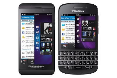 Harga HP Blackberry Terbaru 2013