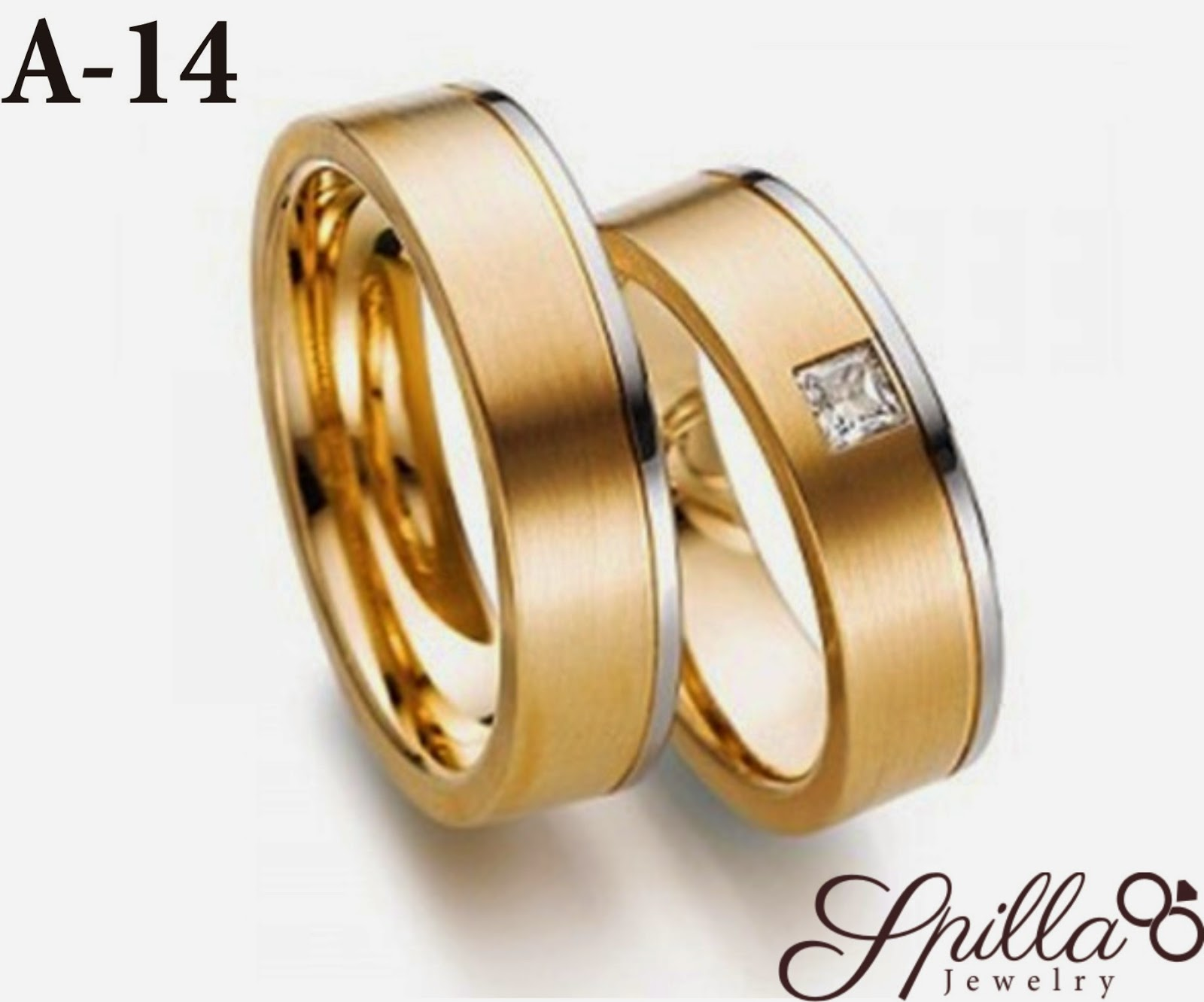 Cincin Couple A-14