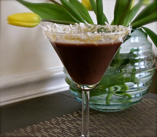 German Chocolate Cake Drink Vodka