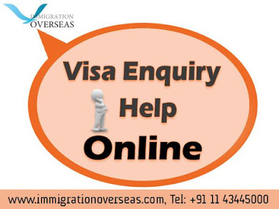 Visa Enquiry Form