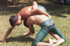 Luta Tradicional / Traditional Wrestling