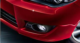 مصابيح شبورة سيارة BYD L3 2015