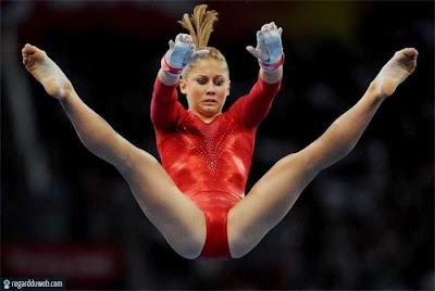 Photos drôles et extraordinaires Sport - Gymnastique v9