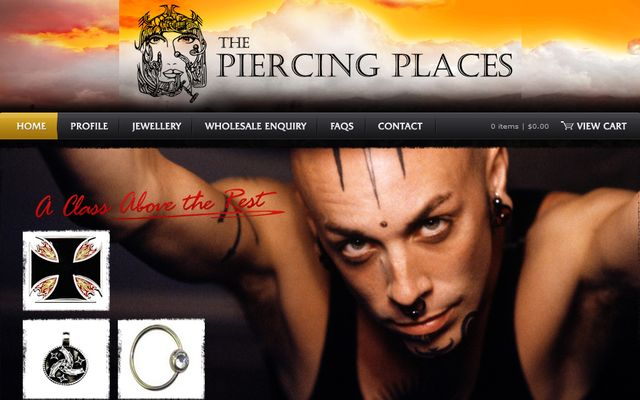 Body Jewelry by ThePiercingPlaces.com.au