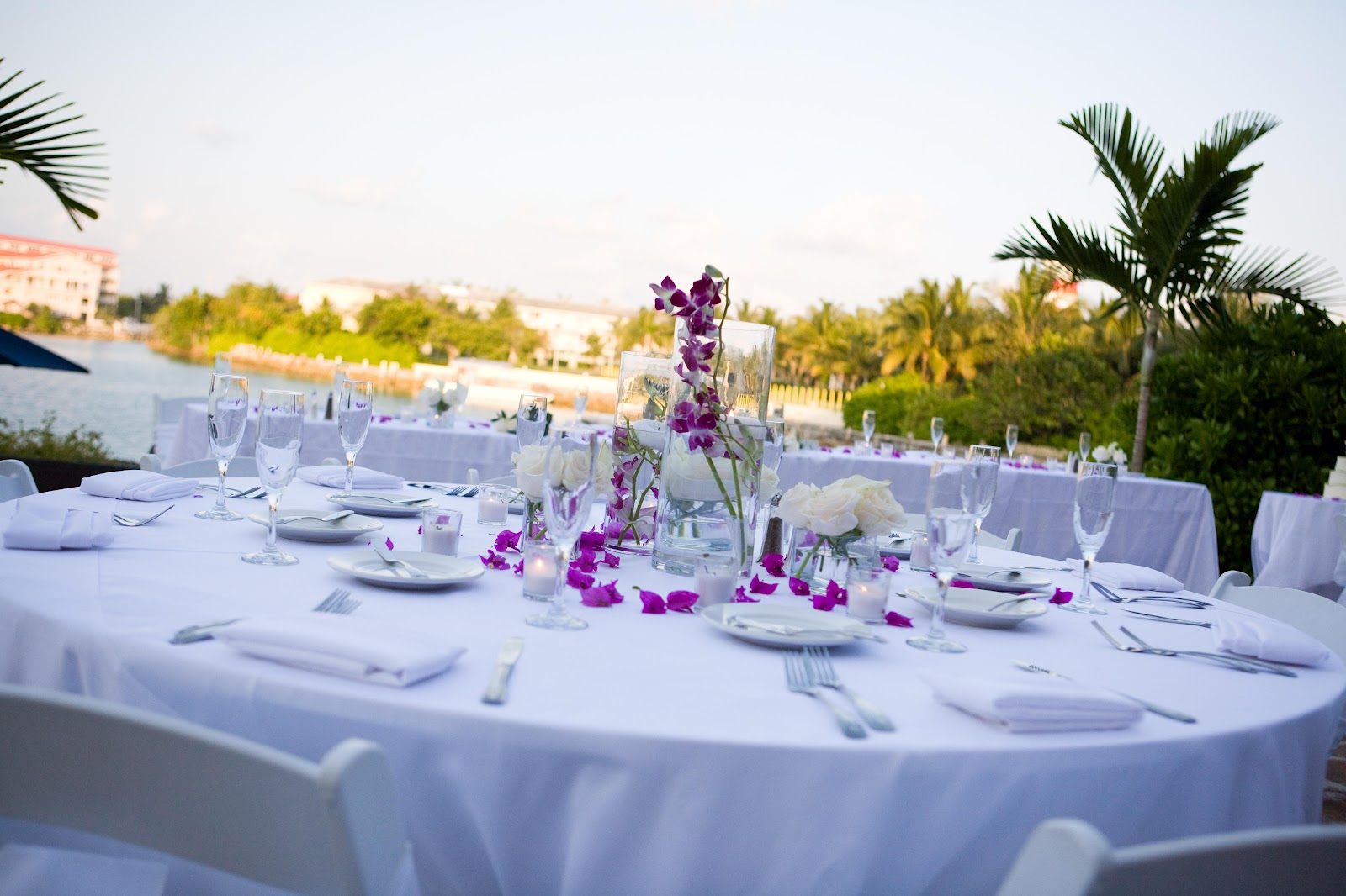 Chic Bahamas Weddings All Inclusive Grand Bahamas Destination Wedding At Pelican Bay