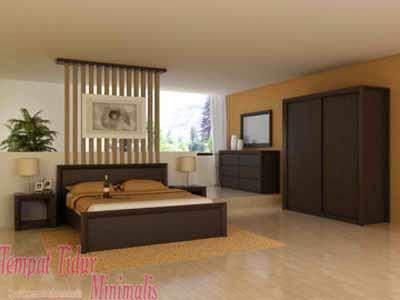furniture kamar rumah minimalis