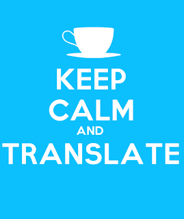 Keep calm and translate