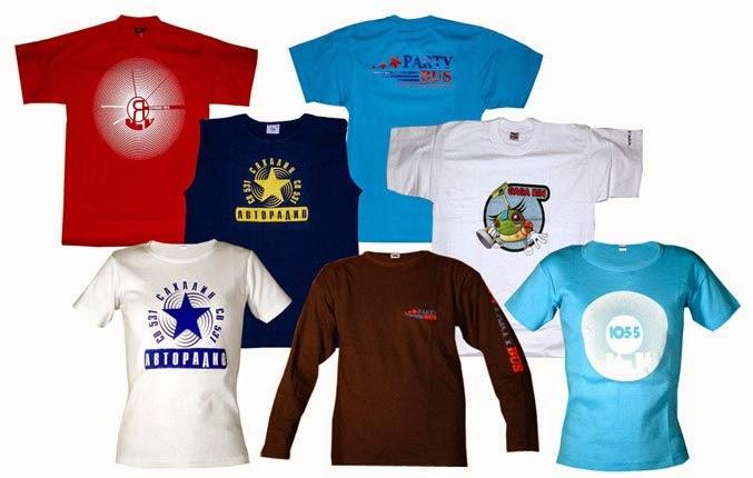 недорогая печать логотипа на футболки для вашей компании